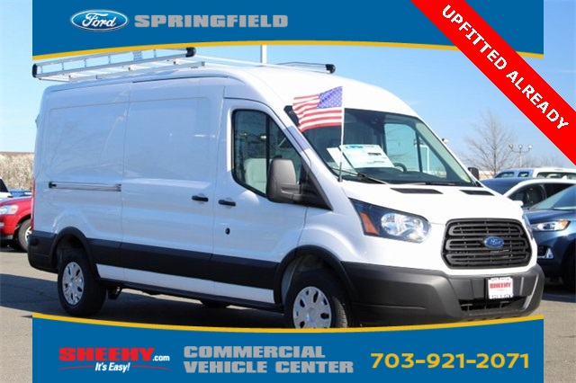 2019 Transit 250 Med Roof 4x2,  Sortimo ProPaxx General Service Upfitted Cargo Van #GA17711 - photo 1