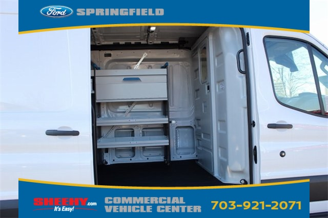 2019 Transit 250 Med Roof 4x2,  Empty Cargo Van #GA17711 - photo 12