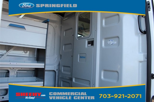 2019 Transit 250 Med Roof 4x2,  Empty Cargo Van #GA17711 - photo 13