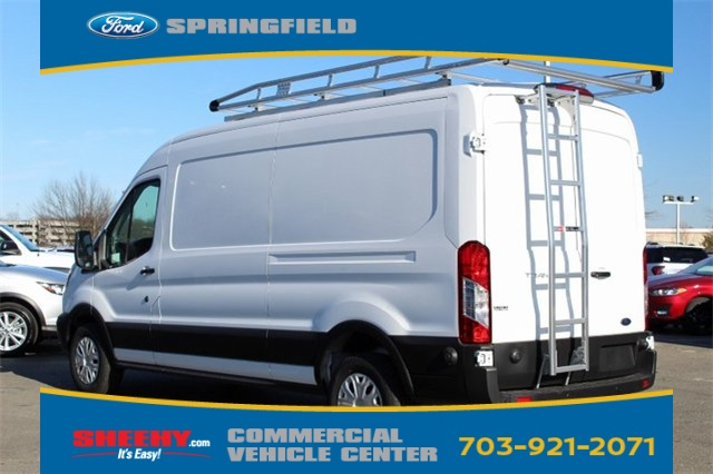 2019 Transit 250 Med Roof 4x2,  Empty Cargo Van #GA17711 - photo 6