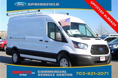 2019 Transit 250 Med Roof 4x2,  Empty Cargo Van #GA17711 - photo 1