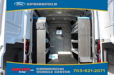 2019 Transit 250 Med Roof 4x2,  Empty Cargo Van #GA17711 - photo 3
