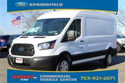 2019 Transit 250 Med Roof 4x2,  Sortimo ProPaxx General Service Upfitted Cargo Van #GA17711 - photo 6