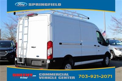 2019 Transit 250 Med Roof 4x2,  Empty Cargo Van #GA17711 - photo 8