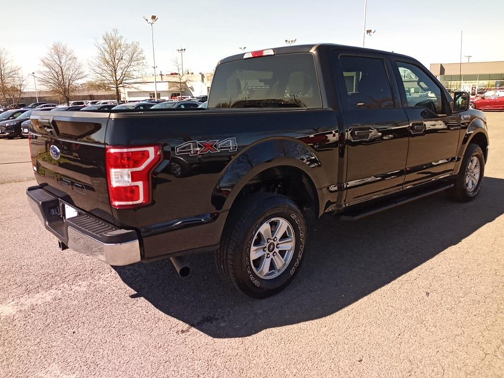 2019 Ford F-150 SuperCrew Cab 4x4, Pickup #GA19370A - photo 22