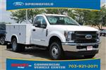 2019 F-350 Regular Cab DRW 4x4,  Reading Classic II Steel Service Body #GA19438 - photo 1