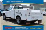 2019 F-350 Regular Cab DRW 4x4,  Reading Classic II Steel Service Body #GA19438 - photo 4