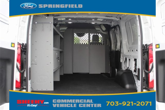 2019 Transit 150 Low Roof 4x2,  Kargo Master Commercial Shelving Upfitted Cargo Van #GA20006 - photo 2
