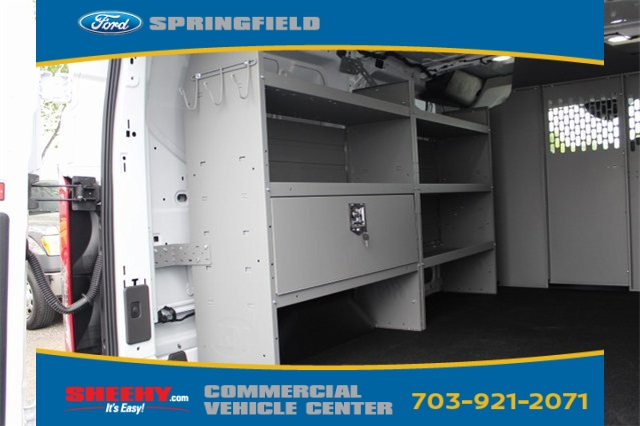 2019 Transit 150 Low Roof 4x2,  Kargo Master Commercial Shelving Upfitted Cargo Van #GA20006 - photo 15