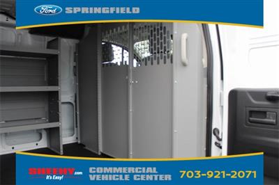 2019 Transit 150 Low Roof 4x2,  Kargo Master Commercial Shelving Upfitted Cargo Van #GA20006 - photo 13