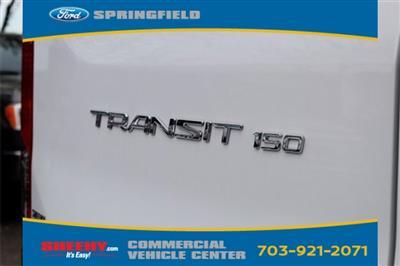2019 Transit 150 Low Roof 4x2,  Kargo Master Commercial Shelving Upfitted Cargo Van #GA20006 - photo 10