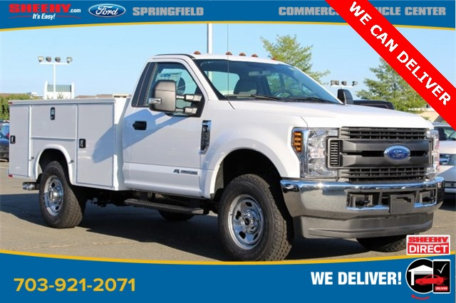 2019 F-350 Regular Cab 4x4,  Knapheide Standard Service Body #GA20945 - photo 1