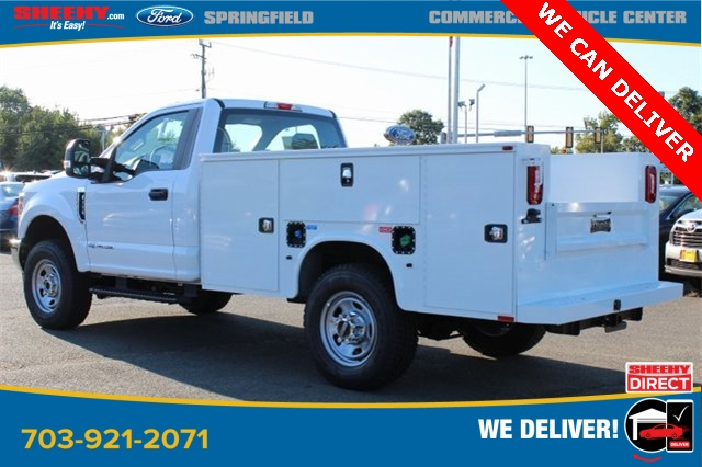 2019 F-350 Regular Cab 4x4, Knapheide Standard Service Body #GA20945 - photo 4