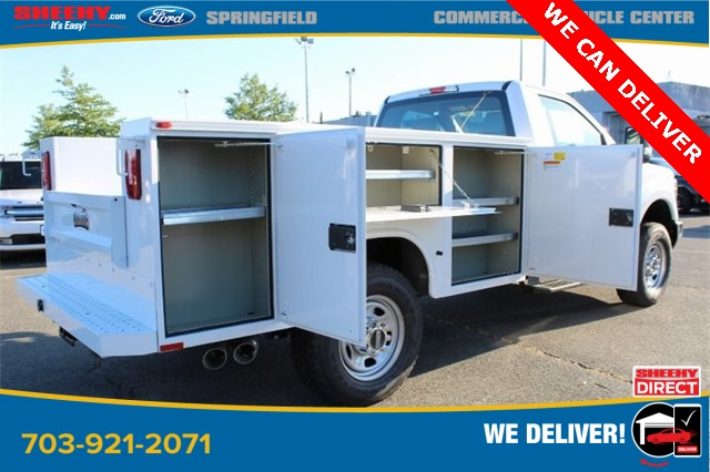2019 F-350 Regular Cab 4x4,  Knapheide Standard Service Body #GA20945 - photo 5