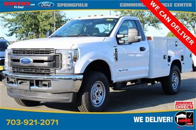 2019 F-350 Regular Cab 4x4, Knapheide Standard Service Body #GA20945 - photo 3