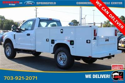 2019 Ford F-350 Regular Cab 4x4, Knapheide Steel Service Body #GA20945 - photo 4