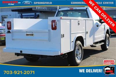 2019 Ford F-350 Regular Cab 4x4, Knapheide Steel Service Body #GA20945 - photo 2