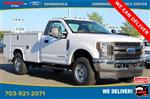 2019 Ford F-350 Regular Cab 4x4, Knapheide Steel Service Body #GA20945 - photo 1