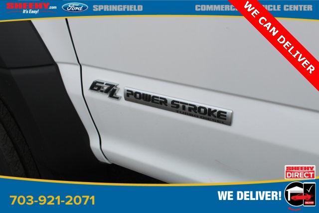 2019 F-550 Regular Cab DRW 4x4, PJ's Chipper Body #GA27464 - photo 5