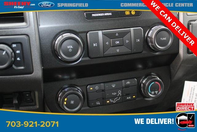 2019 F-550 Regular Cab DRW 4x4, PJ's Chipper Body #GA27464 - photo 9