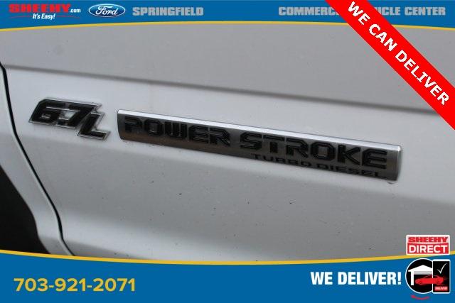 2019 F-550 Regular Cab DRW 4x4, PJ's Chipper Body #GA27465 - photo 14