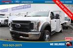2019 F-550 Regular Cab DRW 4x4, PJ's Chipper Body #GA27465 - photo 1