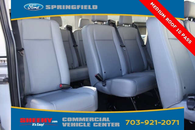 2019 Transit 150 Med Roof 4x2,  Passenger Wagon #GA27808 - photo 11