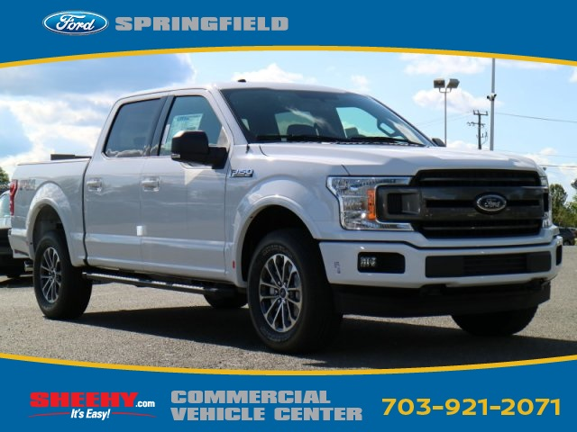 2018 F-150 SuperCrew Cab 4x4, Pickup #GA28062 - photo 3