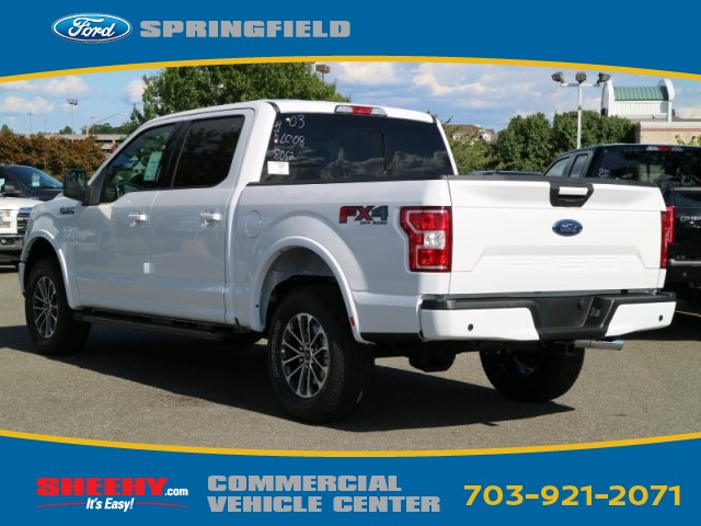 2018 F-150 SuperCrew Cab 4x4, Pickup #GA28062 - photo 2