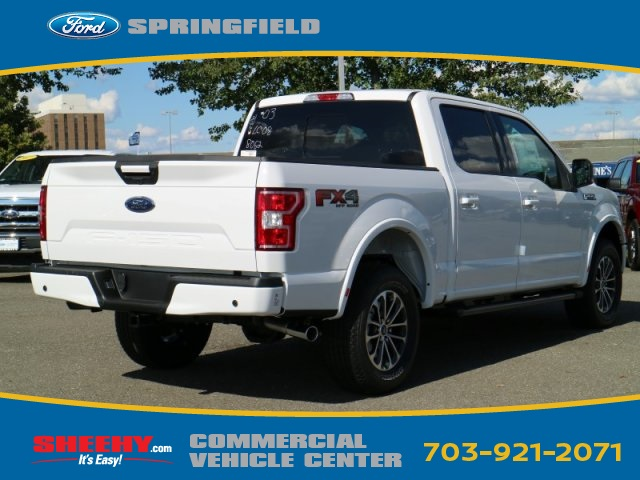 2018 F-150 SuperCrew Cab 4x4, Pickup #GA28062 - photo 4