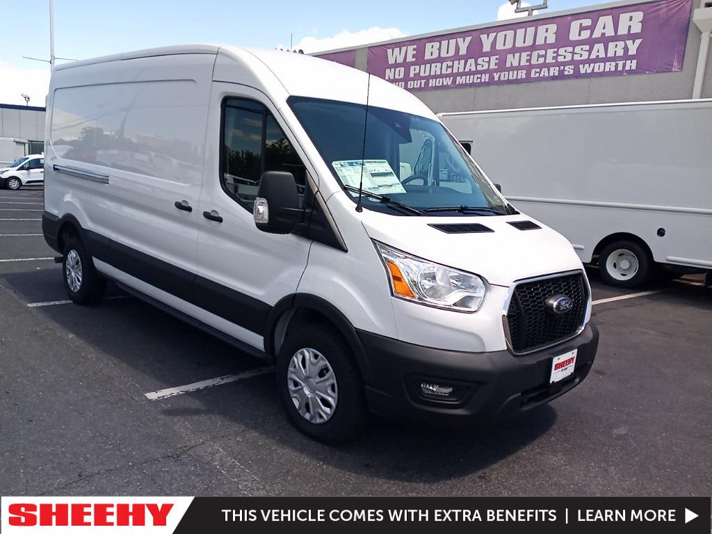 2021 Ford Transit 250 Medium Roof 4x2, Empty Cargo Van #GA29281 - photo 1