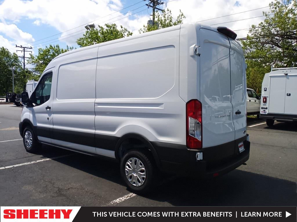 2021 Ford Transit 250 Medium Roof 4x2, Empty Cargo Van #GA29281 - photo 4