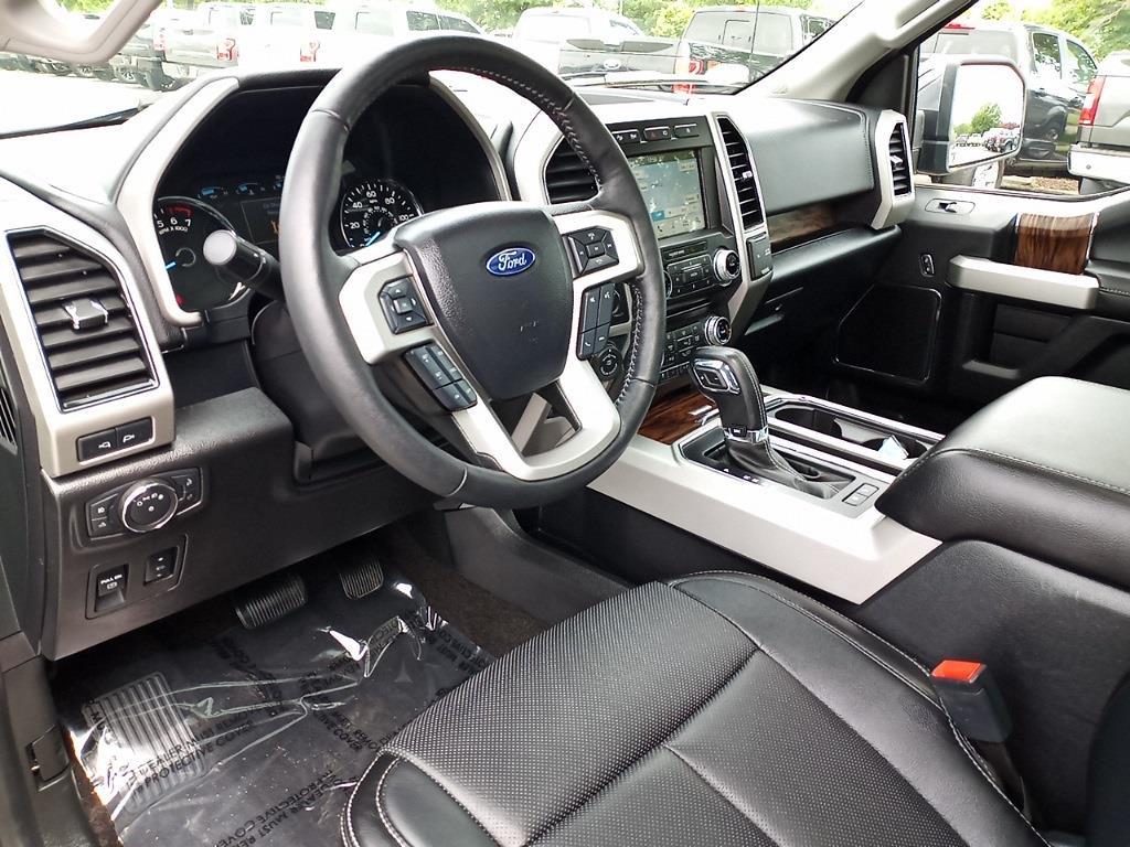 2018 Ford F-150 SuperCrew Cab 4x4, Pickup #GA30290A - photo 12