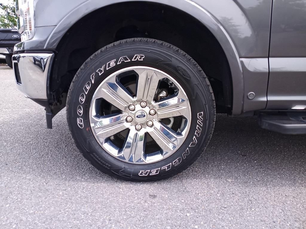 2018 Ford F-150 SuperCrew Cab 4x4, Pickup #GA30290A - photo 33