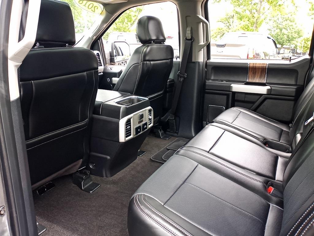 2018 Ford F-150 SuperCrew Cab 4x4, Pickup #GA30290A - photo 46