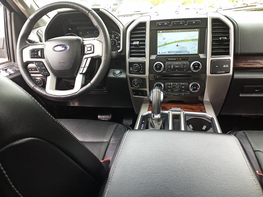 2018 Ford F-150 SuperCrew Cab 4x4, Pickup #GA30290A - photo 59