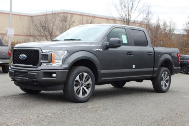 2019 F-150 SuperCrew Cab 4x4,  Pickup #GA30683 - photo 1