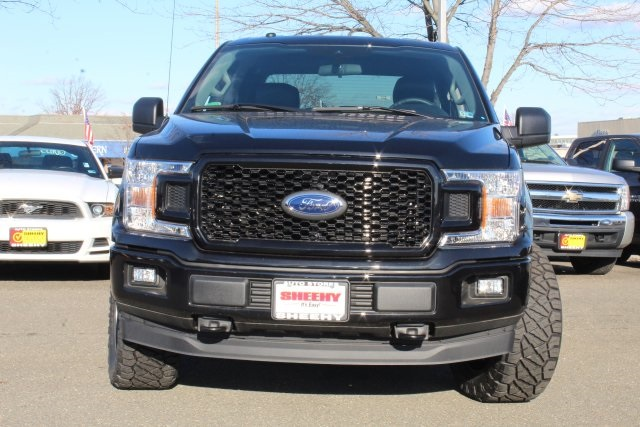 2019 F-150 SuperCrew Cab 4x4,  Pickup #GA30882 - photo 2
