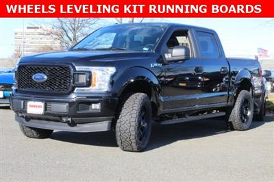 2019 F-150 SuperCrew Cab 4x4,  Pickup #GA30882 - photo 1
