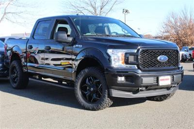 2019 F-150 SuperCrew Cab 4x4,  Pickup #GA30882 - photo 4