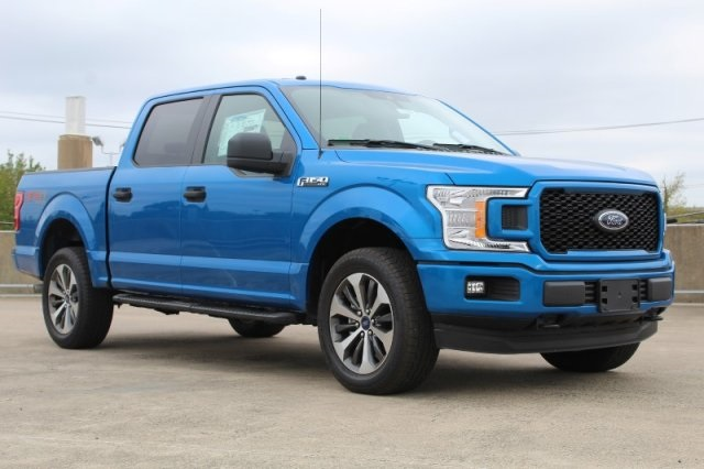 2019 F-150 SuperCrew Cab 4x4,  Pickup #GA31184 - photo 1