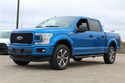 2019 F-150 SuperCrew Cab 4x4,  Pickup #GA31184 - photo 2