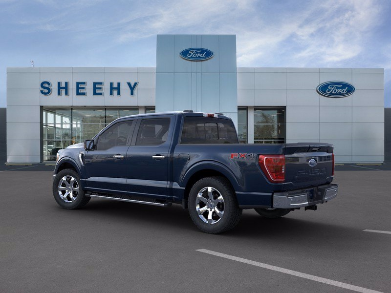 2021 Ford F-150 SuperCrew Cab 4x4, Pickup #GA31668 - photo 7