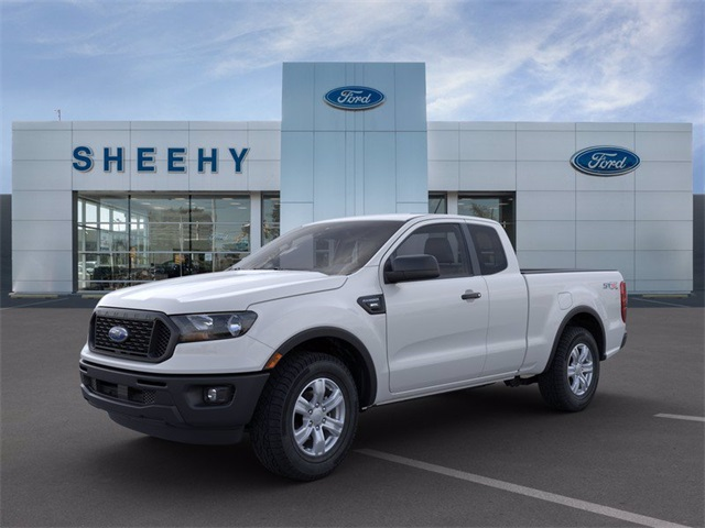 2020 Ford Ranger Super Cab 4x2, Pickup #GA32867 - photo 4