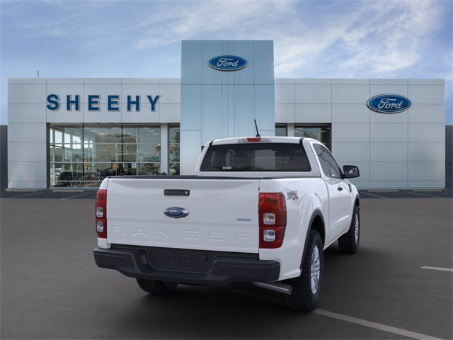 2020 Ford Ranger Super Cab 4x2, Pickup #GA32867 - photo 8