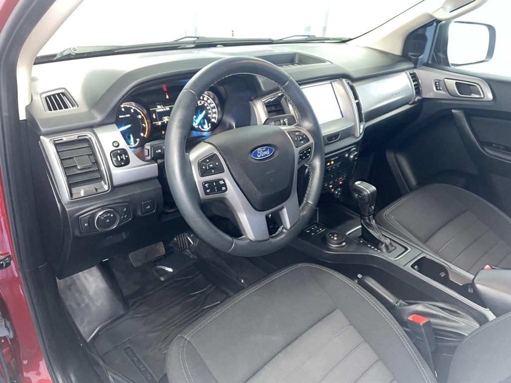 2020 Ford Ranger SuperCrew Cab 4x4, Pickup #GA33018 - photo 12