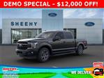 2020 F-150 SuperCrew Cab 4x4, Pickup #GA34965 - photo 3