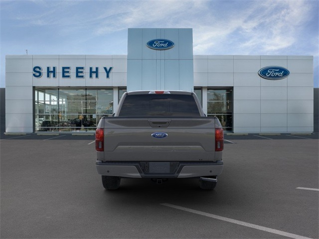 2020 F-150 SuperCrew Cab 4x4, Pickup #GA34966 - photo 5