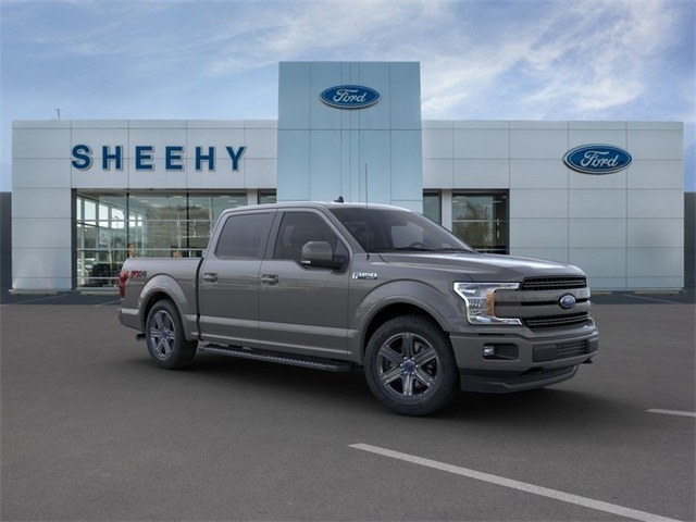 2020 F-150 SuperCrew Cab 4x4, Pickup #GA34966 - photo 7
