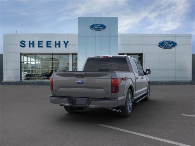 2020 F-150 SuperCrew Cab 4x4, Pickup #GA34966 - photo 8